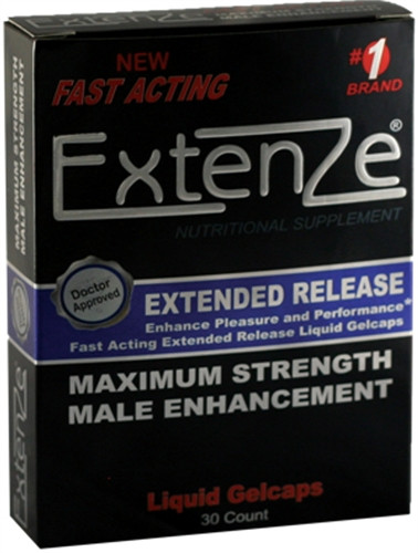 Reviews On Extenze Extended Release